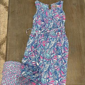 Lilly for target girl's medium dress